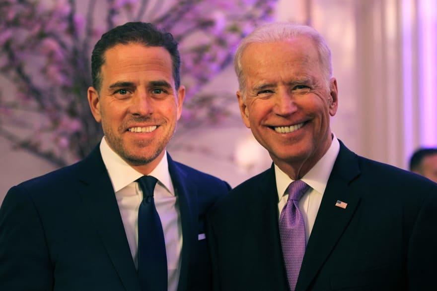 Hijo de Biden revela en su libro su lucha contra el abuso de drogas