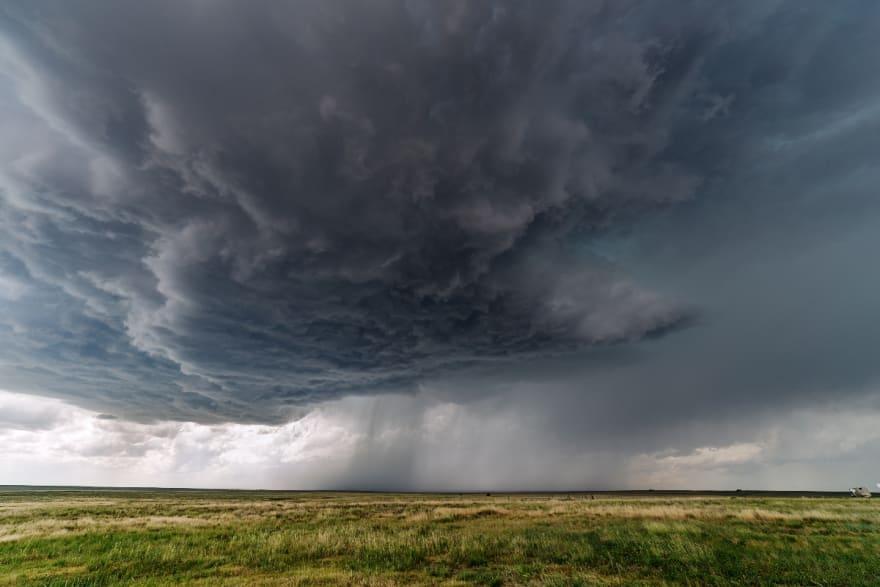 Tormentas en Estados Unidos desencadenarían tornados aislados, inundaciones y granizo