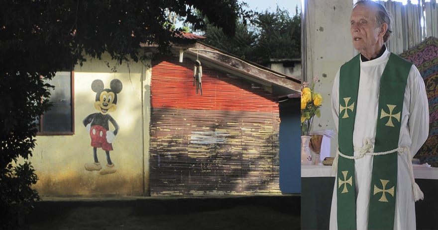"Crónica: Impactante historia de cura que ""auxiliaba"" a las huérfanas"