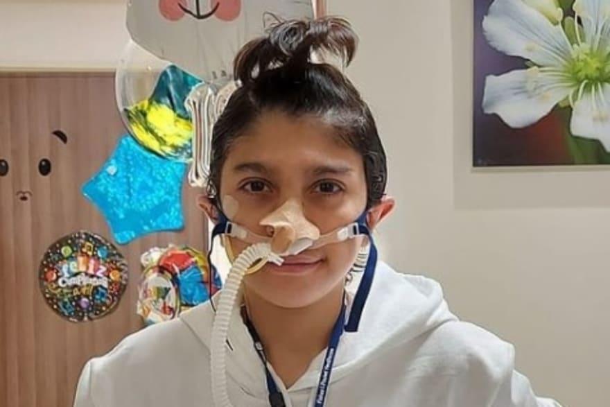 Tras recibir ayuda del Canelo, niño que pedía ayuda por fin recibe hoy su trasplante de pulmón