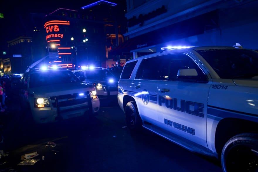 Tiroteo en Nueva Orleans deja al menos 5 heridos
