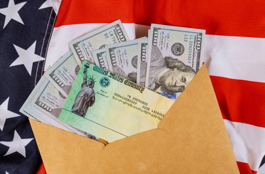 Cerca de 2 millones de cheques de estímulo en camino como parte del último lote de pagos