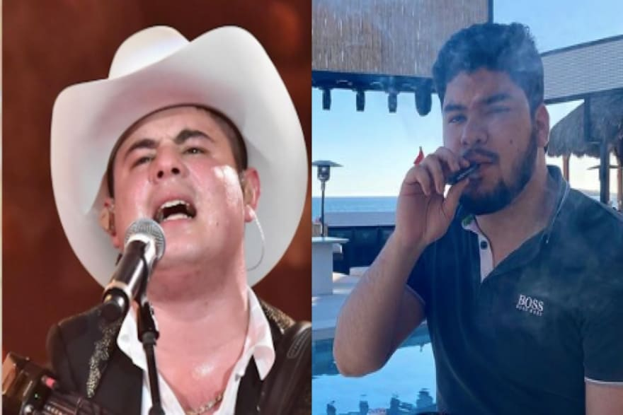 'Señalan' al papá de Alfredo Olivas por supuesta orden de ejecución al cantante Alex Quintero (FOTO)