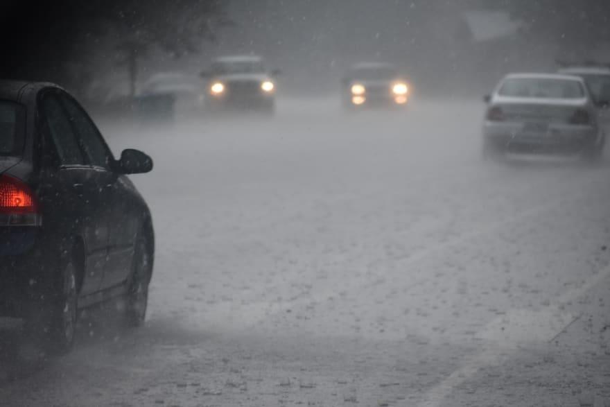 Se cumple profecía de Mhoni Vidente tras cielo rojo en Ciudad de México y tormenta de granizo (FOTOS)