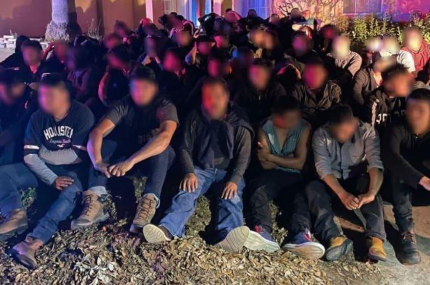 La Migra detiene 183 inmigrantes en un solo día en Texas