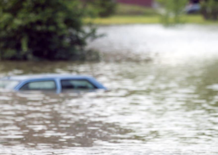 Hallan auto de Erica Hernández sumergido en un estanque (FOTOS Y VIDEO)