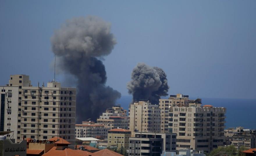 Israel desmiente que entró en la Franja de Gaza pero confirma enfrentamiento