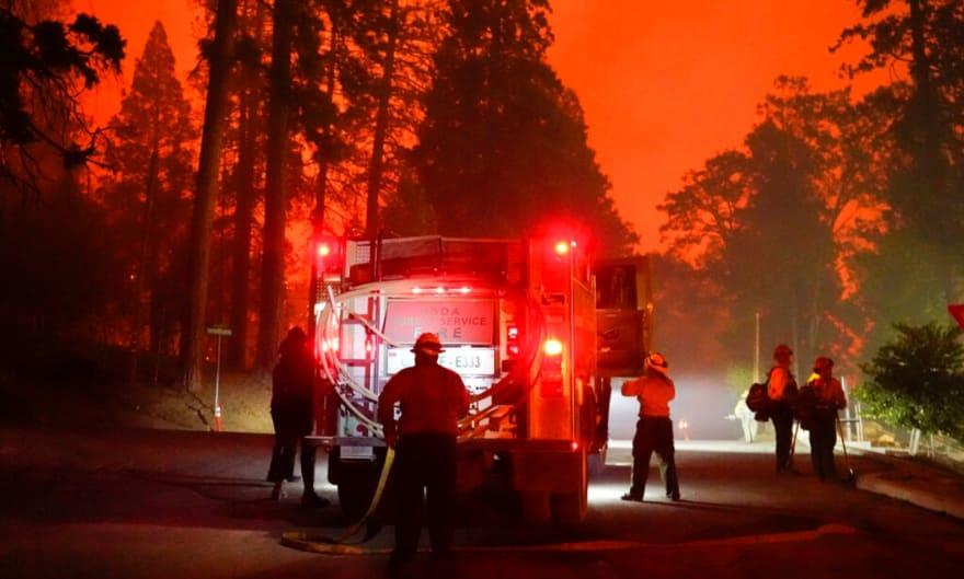 Advierten que temporada de incendios en EEUU sería mucho peor que en 2020
