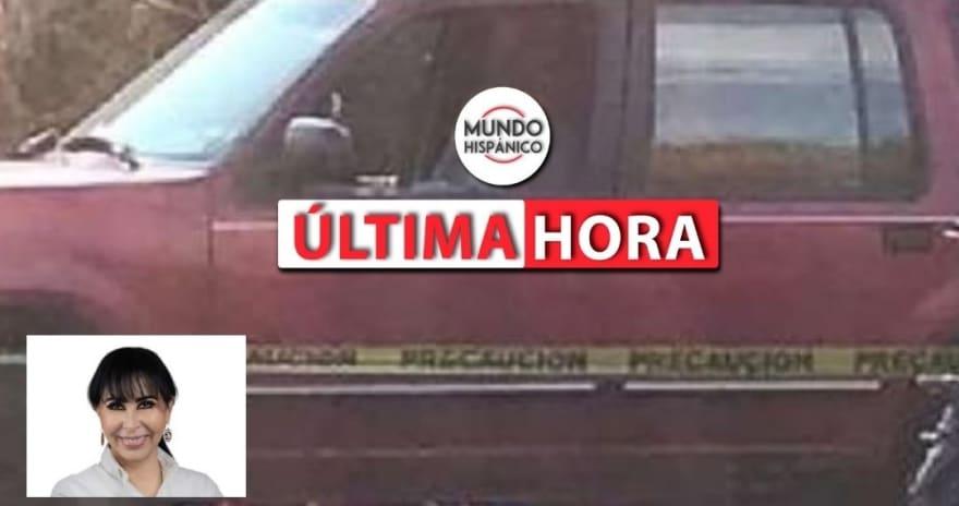 Asesinan a candidata en México del Movimiento Ciudadano, estaba en campaña (FOTOS)