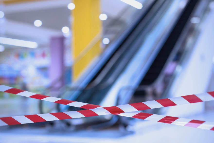 Reportan supuesto tiroteo en Galleria Mall de Middletown, Nueva York