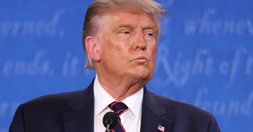 Sondeo sitúa al gobernador de Florida por encima de Trump en comicios de 2024