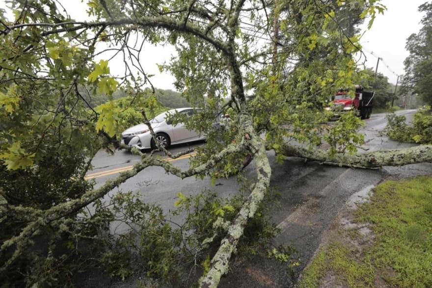Emiten advertencia de inundaciones repentinas en EEUU y declaran estado de emergencia