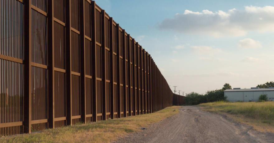 Ecologistas publican un mapa que documenta la construcción del muro de Trump