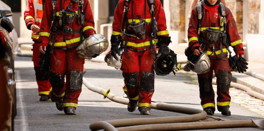 Fuga de químicos obliga a evacuar planta en Texas