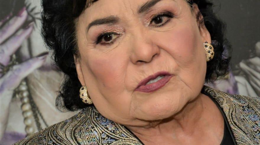 ¡La tercera muerte en menos de un año! Carmen Salinas está devastada por el luto de su familia (FOTO)
