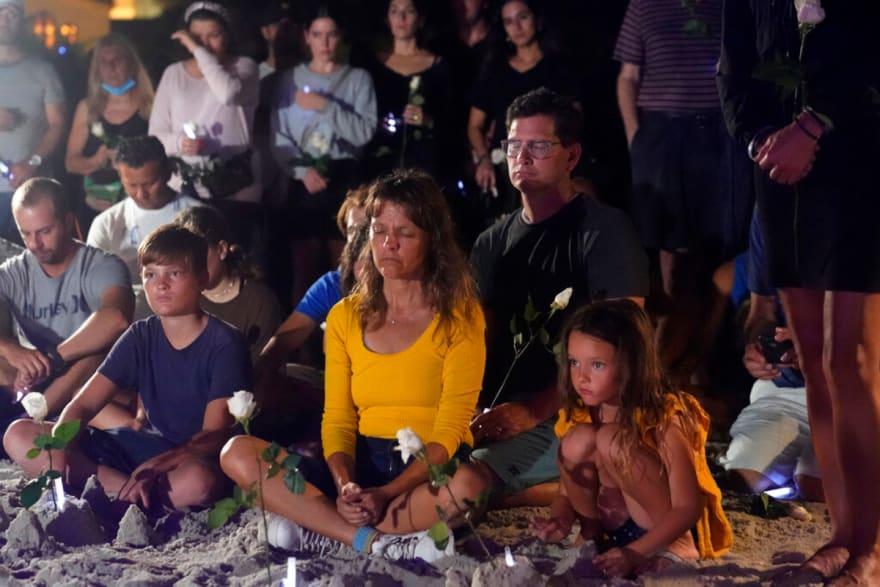 Víctimas y familiares de derrumbe en edificio en Miami recibirán $150 millones