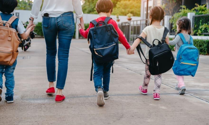Escuelas del Condado de Gwinnet anuncian que será obligatorio usar mascarillas