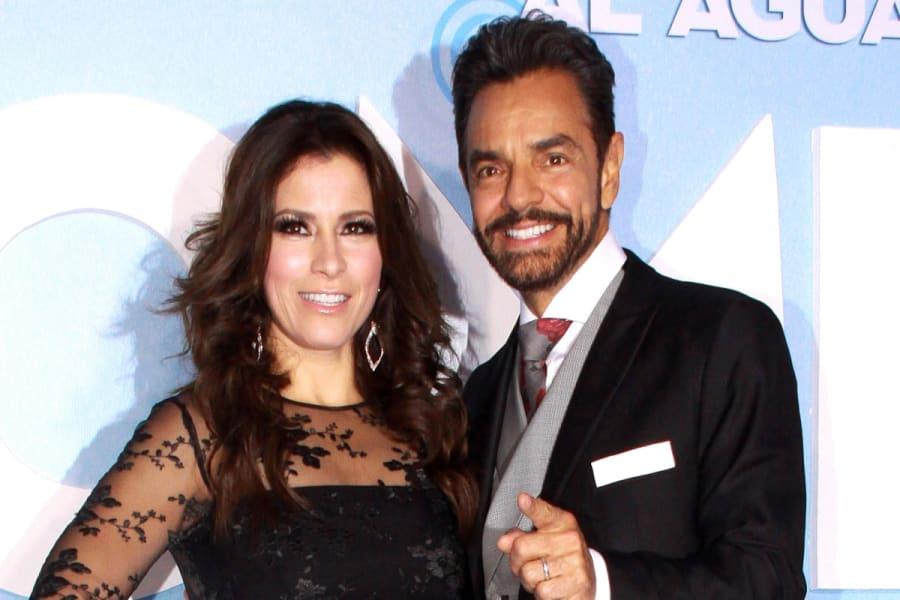 ¡Lo van a operar del corazón! Alessandra Rosaldo, esposa de Eugenio Derbez suplica ayuda por su sobrino (VIDEO)