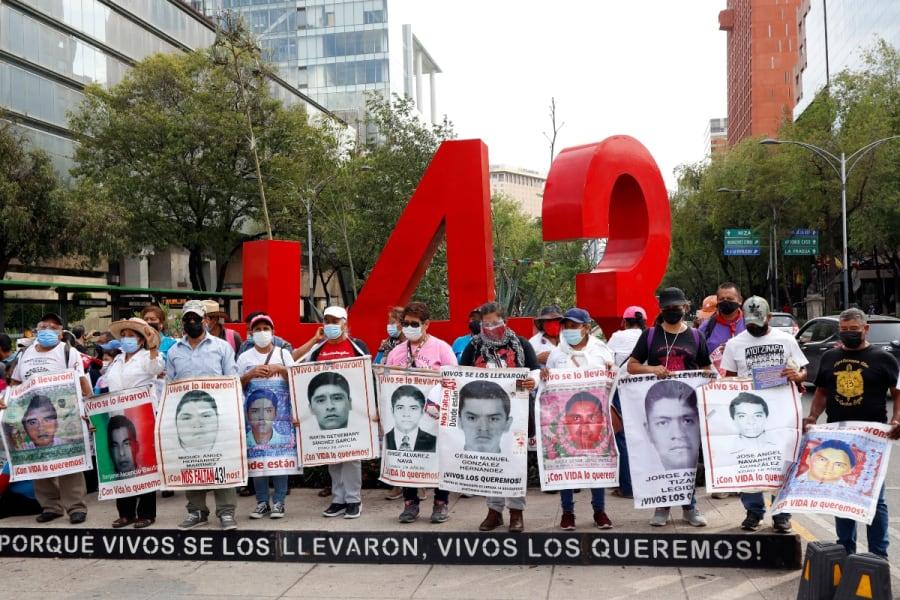 Sale a la luz la 'verdad' sobre cómo mataron a los estudiantes de Ayotzinapa