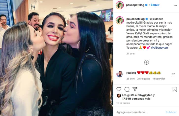 Alejandra Capetillo, Ana Paula Capetillo (Instagram)
