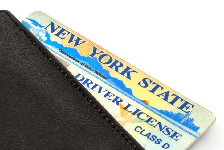 licencias de conducir NY