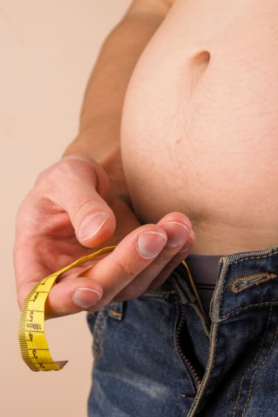Obesidad impotencia