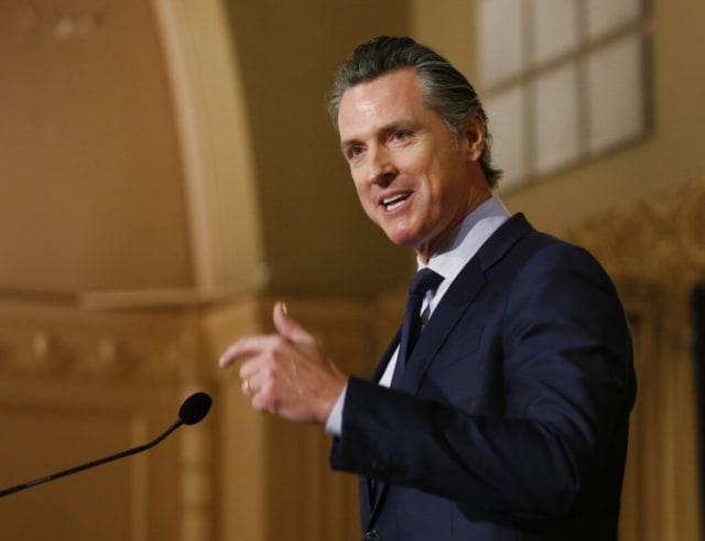 gobernador de California