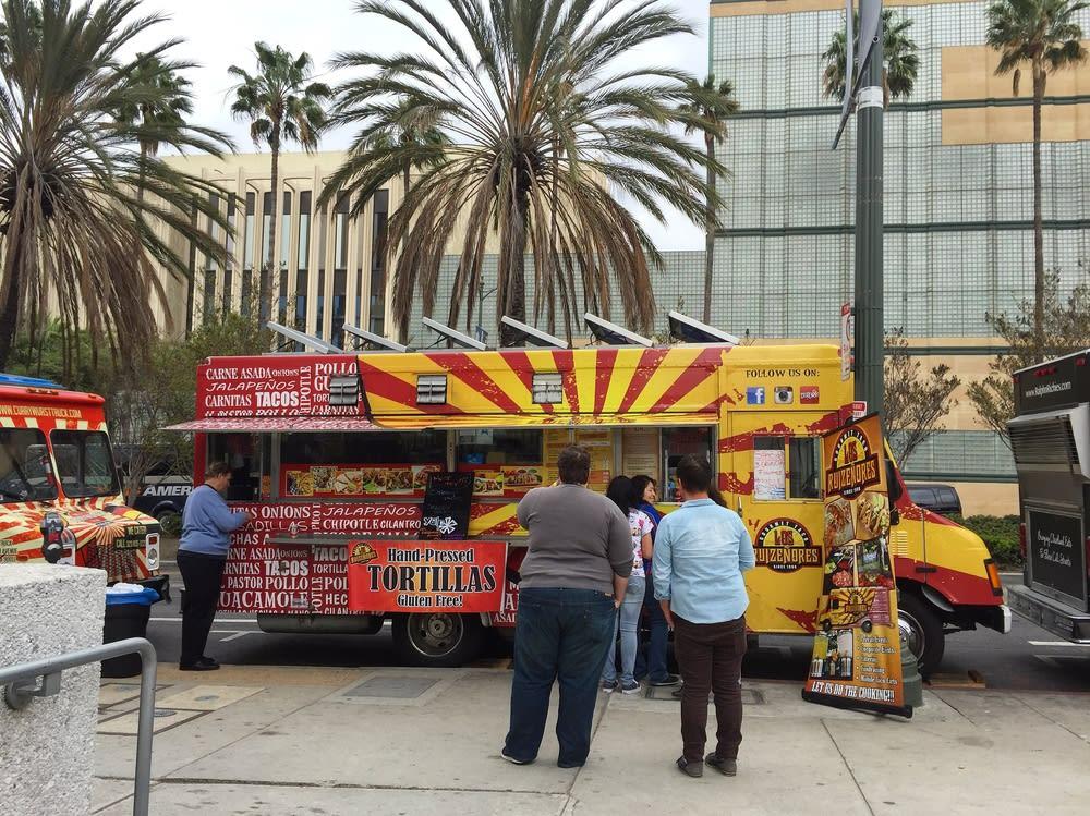 'Food trucks', algunos comenzaron con tacos y tamales