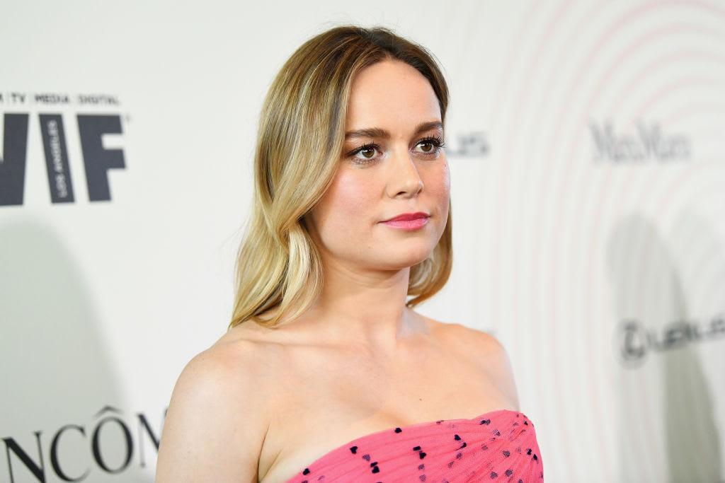 Captain Marvel: Salen primeras fotos de Brie Larson como heroína