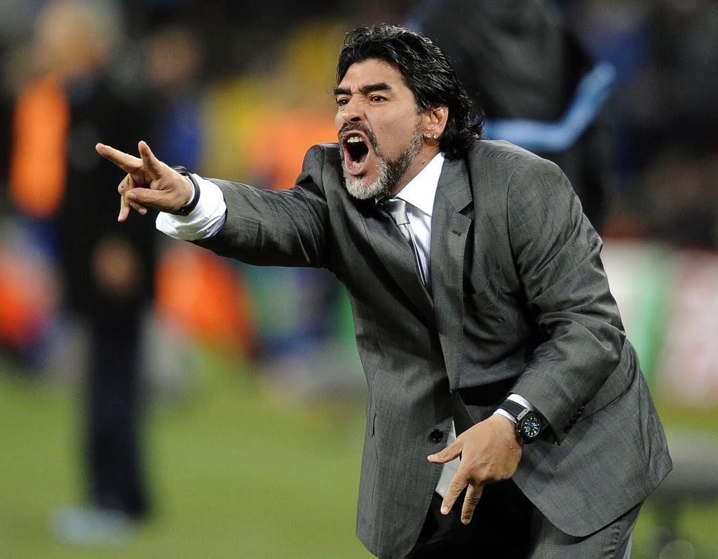 Maradona en Sinaloa: Los memes que inundan las redes
