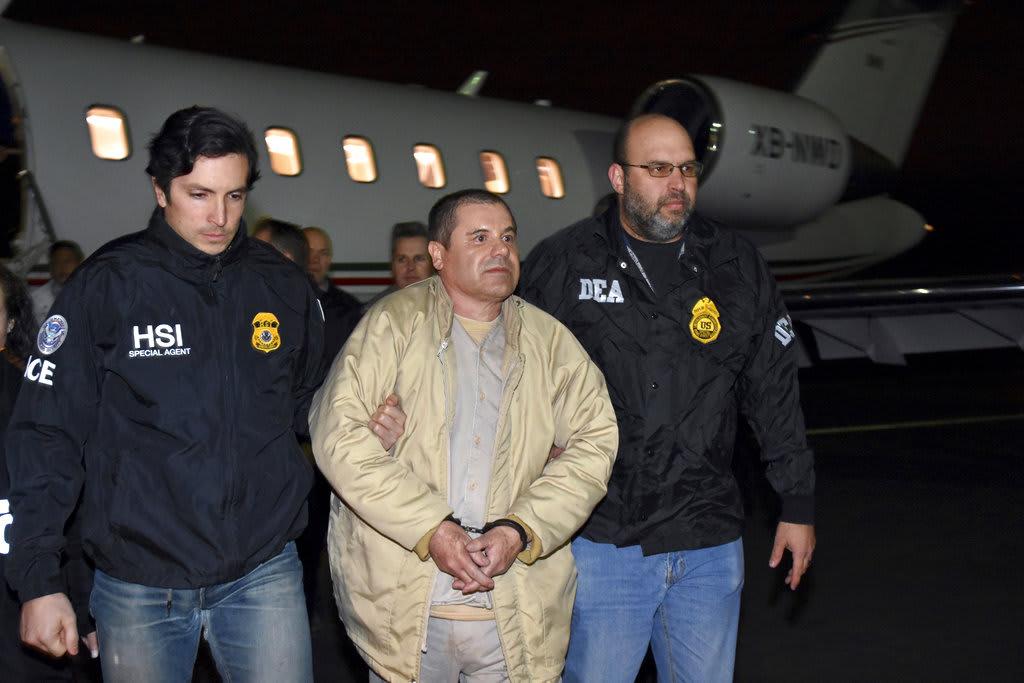 Condenan en EE.UU. a 14 años de prisión a consuegro de `El Chapo´