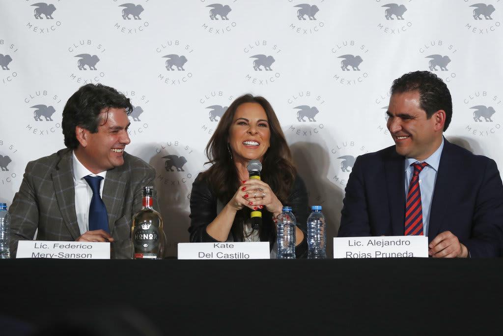 Kate del Castillo demanda por $60 millones a México