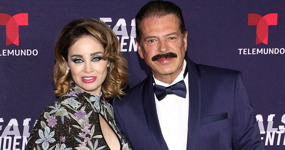 Tras escándalo con Yalitza, novia de Sergio Goyri publica foto junto a él