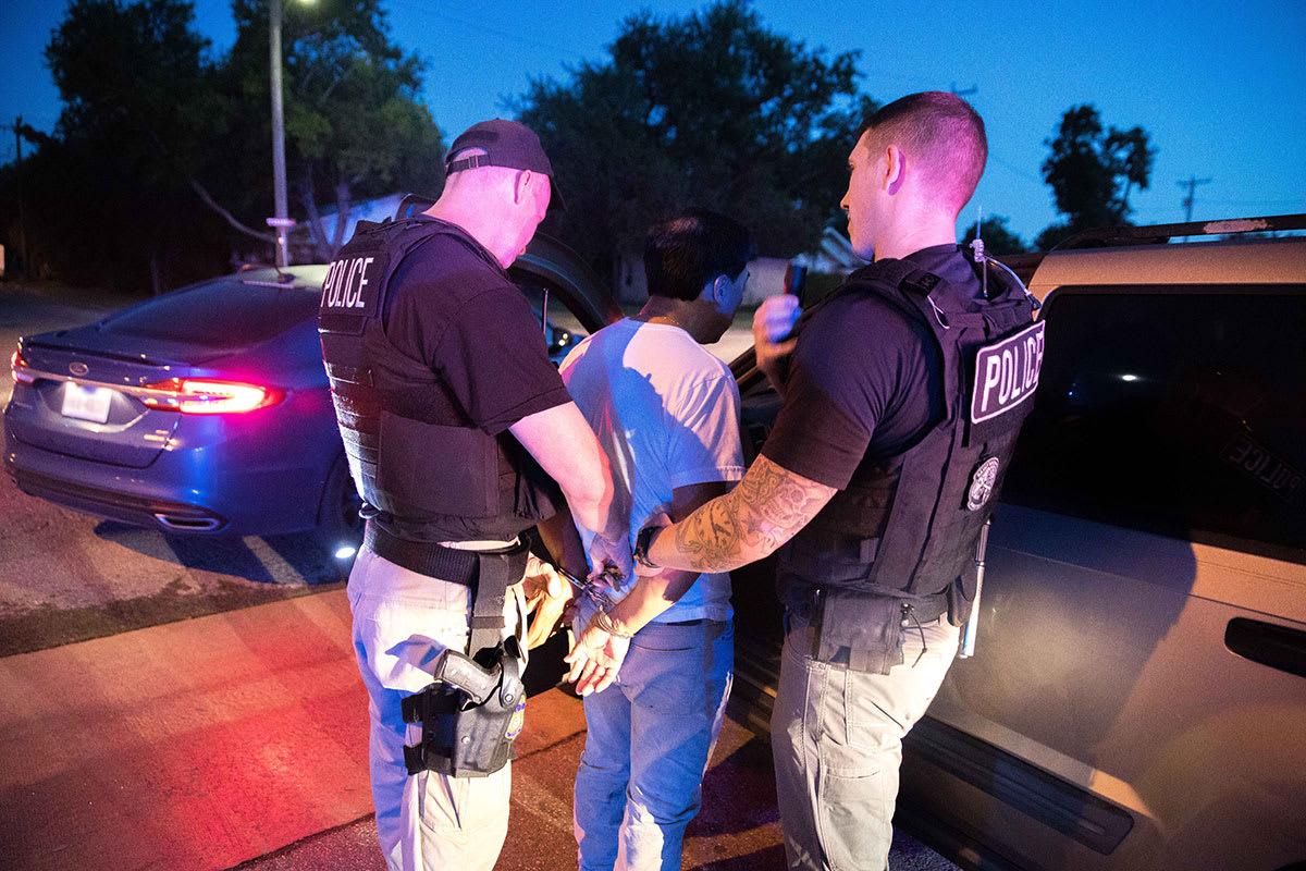 ÚLTIMA HORA: Patrulla Fronteriza arresta a más de 300 indocumentados en Texas