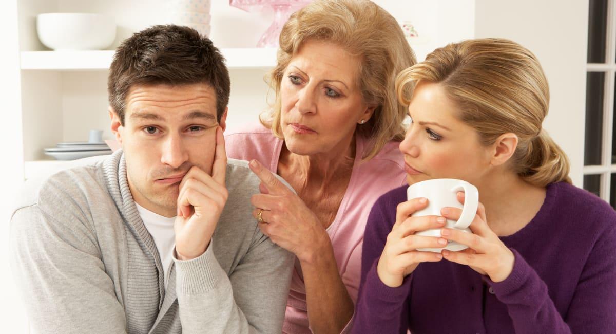 Visita de suegra, cómo aguantarla aunque creas que es imposible