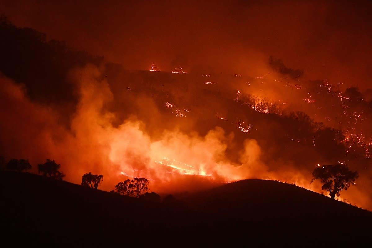 Servicio Meteorológico reporta récord por temperatura más alta en Los Ángeles