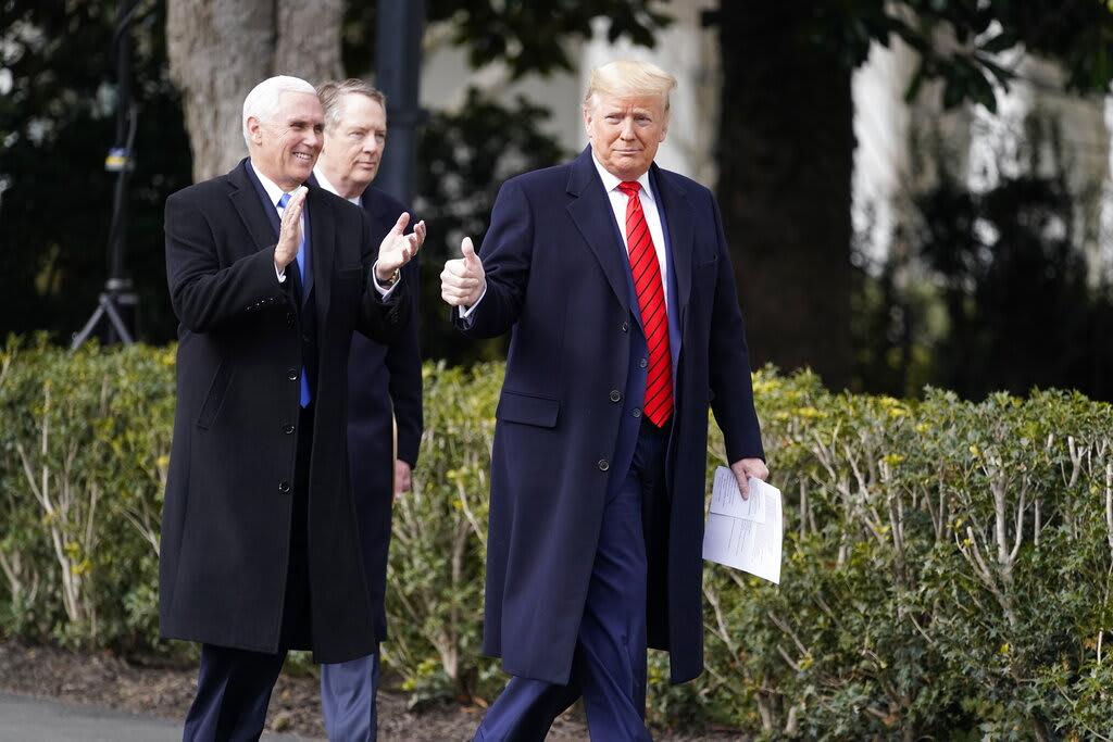 Trump: Nuevo acuerdo comercial con Canadá y México impulsará crecimiento de EE. UU.