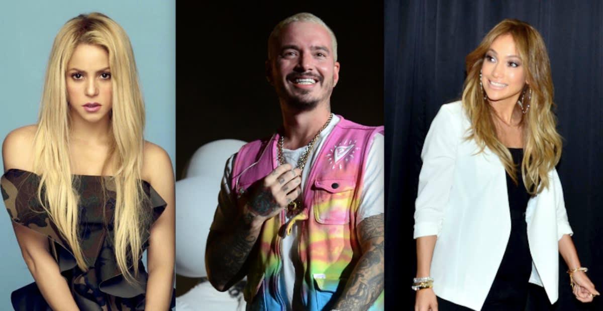 ¿Estalla el pleito? En una foto y con un mensaje, J Balvin deja claro que JLo es más 'humilde' que Shakira (FOTO)