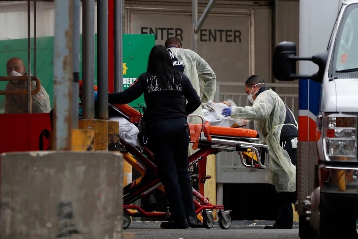 Donald Trump afirma que no será necesaria una cuarentena en Nueva York por el coronavirus