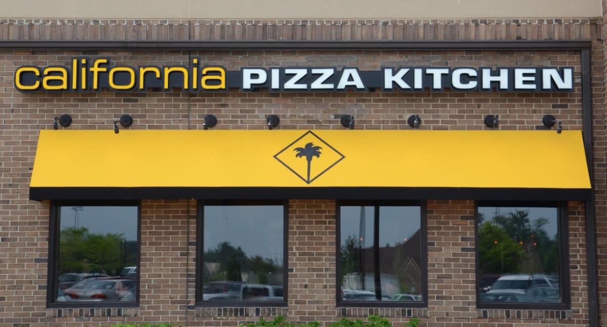 California Pizza Kitchen se declara en bancarrota a causa de la pandemia