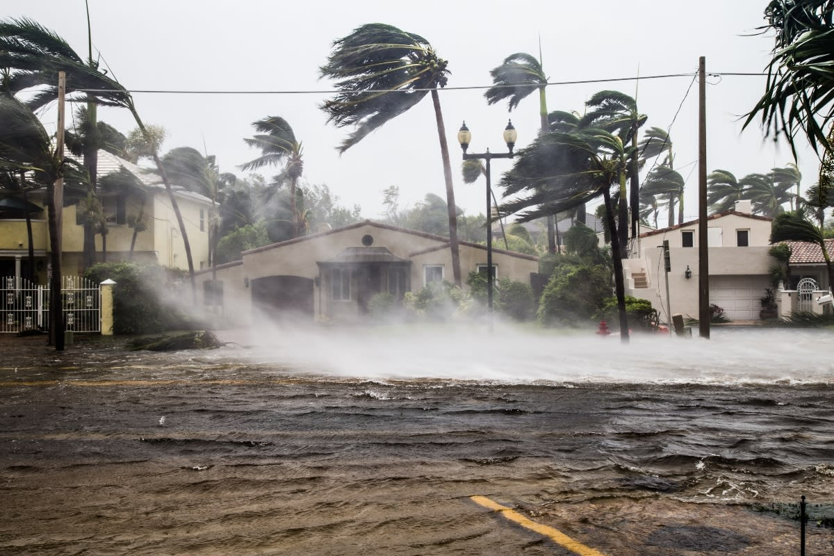 Primer muerte por el Huracán Laura en Luisiana se suma a dos más en Texas
