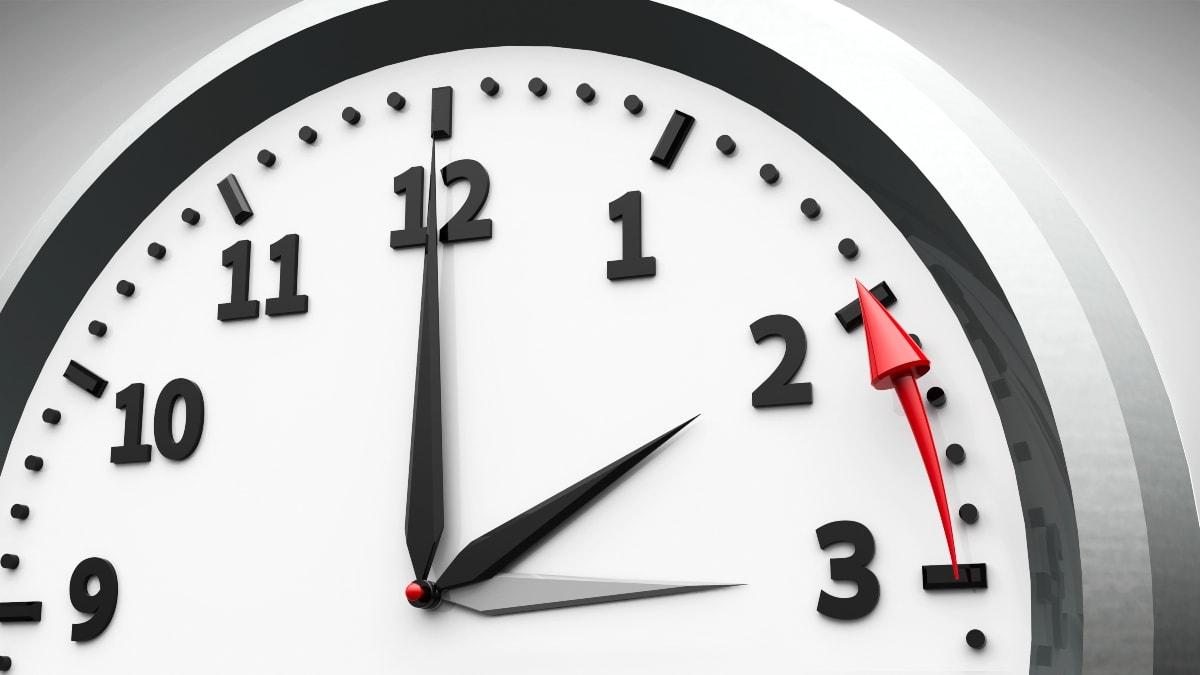 Cambio de hora 2020: ¿Cuándo es y cómo se hace?