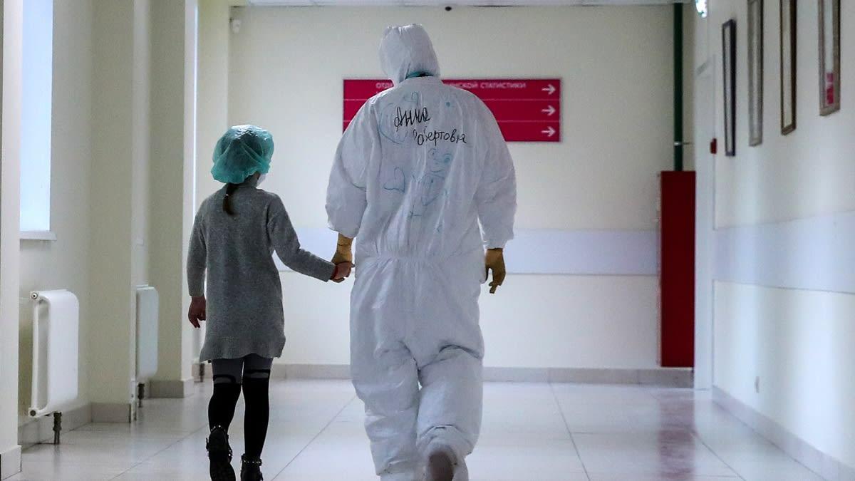 41 niños afectados en Los Angeles por rara enfermedad relacionada con COVID-19