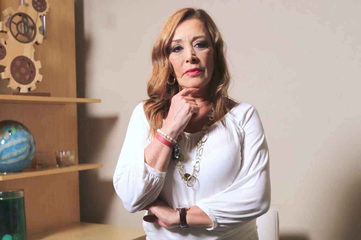 Sylvia Pasquel polémica, reacciona ante las acusaciones de Frida Sofía