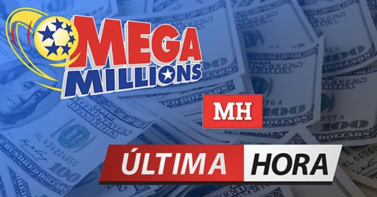 Dan a conocer los números ganadores del Mega Millions del 23 de julio