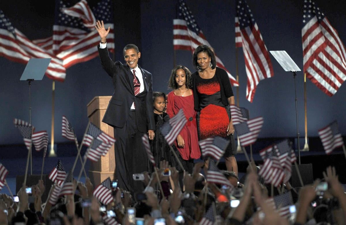 """Barack Obama """"garantiza"""" que Michelle no se postulará para presidenta de Estados Unidos (FOTO)"""