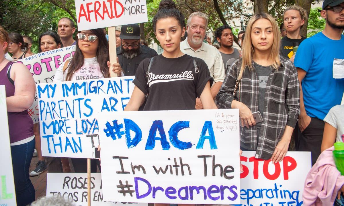 DHS apelará el fallo que reactivó el programa DACA completamente