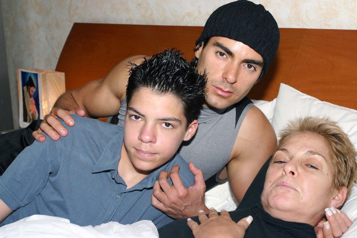 Hijo de Lupita D'Alessio dice que fue golpeado en casa del exgobernador del Estado de México