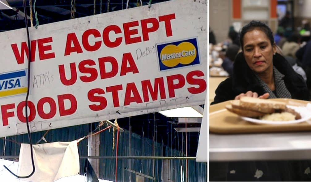 Presentan ley en Alabama que incluye prueba antidrogas a beneficiarios de 'food stamps'