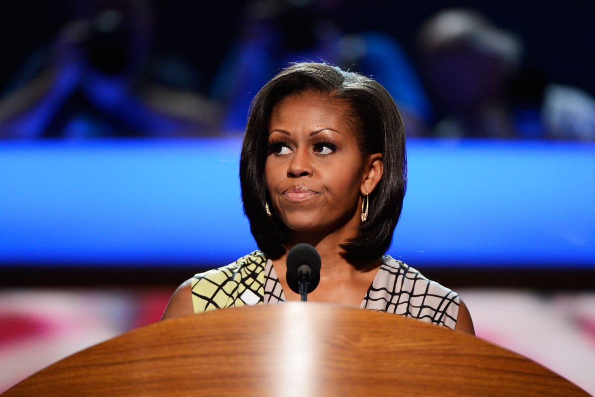 Michelle Obama arremete contra Trump por 'infantil y antipatriótico' tras ataque al Capitolio
